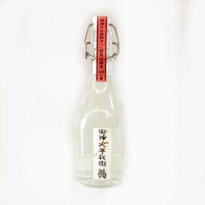 御神火 平兵衛 翁 麦焼酎(谷口酒造) 25度 500ml|sendon