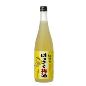 紀州のはっさく梅酒(中野BC) 1800ml|sendon