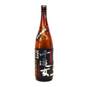 千亀女 芋焼酎(若潮酒造) 25度 1800ml|sendon