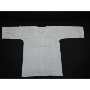 鯉口シャツ 白 L お祭り衣装|senjyu