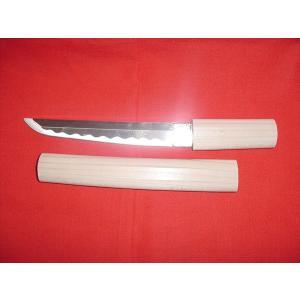 本格 舞踊刀 懐刀(短刀) 白鞘[品番号,64]|senjyu