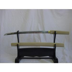 本格 舞踊刀 白鞘刀 75cm[品番号,67]|senjyu