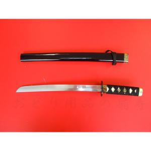舞踊刀 稽古用 軽量型 52cm 黒鍔|senjyu