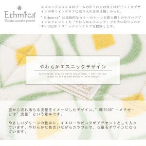 スリッパ 洗える Ethmica(エスミカ) メテオ グリーン senkomat 03