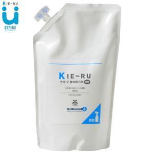 きえーる 身の回り用 詰替用1L Uシリーズ 環境ダイゼン 消臭剤