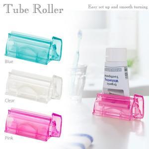 Tube Roller チューブローラー ブルー/クリアー/ピンク|senkomat