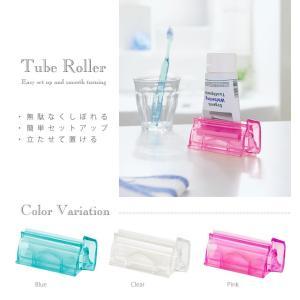 Tube Roller チューブローラー ブルー/クリアー/ピンク|senkomat|02