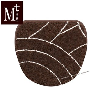 M+home ブロンクス マルチフタカバー ショート ブラウン|senkomat