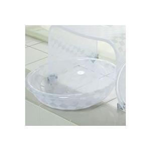 チェッカー ウォッシュボールL 洗面器 (単品) アイボリー|senkomat