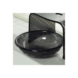 チェッカー ウォッシュボールL 洗面器 (単品) ブラウン|senkomat