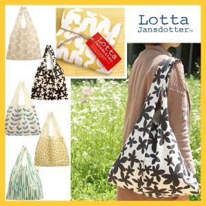 【Lotta Jansdotter(ロッタ・ヤンスドッター)】北欧デザイン エコバッグ|senkomat