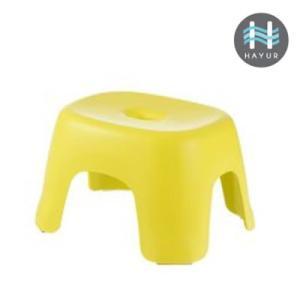バスチェア 風呂椅子 Richell ハユール 腰かけTL 座面19cm イエロー|senkomat