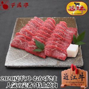2020夏ギフト 送料込み おかげさま 人気の定番!特上焼肉ギフト 500g 滋賀県web物産展