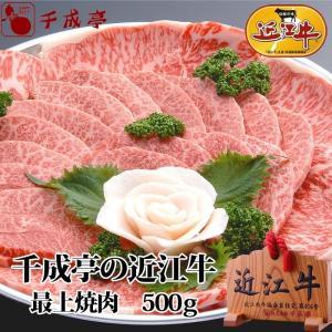 牛肉 肉 焼肉 和牛 近江牛 最上焼肉 500g