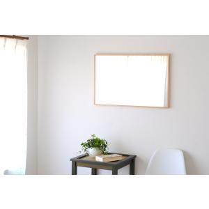 リブラ 47x72cm 全12色 姿見 壁掛けミラー 長方形|sennoki