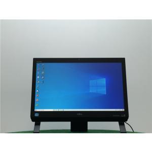 カメラ内蔵/中古/WIN10/新品無線KB&マウス/新品SSD512GB/16GB/21型/3世代i7/地デジOK/FMV/FH56/KD  Microsoft Office2019 senrakuen