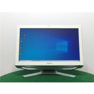 カメラ内蔵/WIN10/新品無線KB&マウス/新品SSD256GB/4GB/フルHD21型/2世代i5/TOSHIBA D711/T7CW一体型  リカバリー領域   Microsoft Office2019 senrakuen