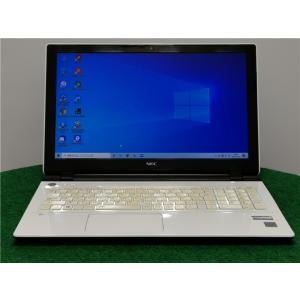 カメラ内蔵/15型/ノートPC/Win10/新品SSD256/8GB/Cel 3205U/NEC NS150/B リカバリー領域   新品無線マウス  Microsoft Office2019 senrakuen