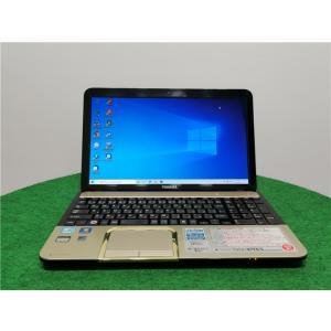 カメラ内蔵/中古/15型/ノートPC/Windows10/爆速新品SSD256/8GB/3世代i5/リカバリー領域/TOSHIBA T552/47FKS  新品無線マウス  Microsoft Office2019|senrakuen