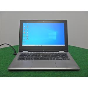 カメラ内蔵/11型タッチパネル/ノートPC/Windows10/新品SSD120/4GB/Celeron N2830 /DELL 11-3147 リカバリー領域  Microsoft Office2019|senrakuen