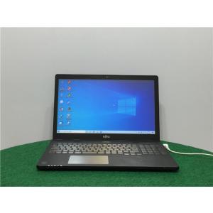 カメラ内蔵/15型タッチパネル/ノートPC/Windows10/爆速SSD512GB/8GB/4世代i7/リカバリー/FMV FUJITSU AH77/M  新品無線マウス  Microsoft Office2019|senrakuen