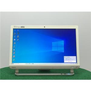 カメラ内蔵/中古/WIN10/新品無線KB&マウス/新品SSD512GB/8GB/フルHD21型/3世代i7/TOSHIBA D713/T7JW 一体型  リカバリー領域   Microsoft Office2019  senrakuen