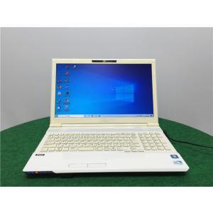 中古/15型/ノートPC/Windows10/爆速SSD512GB/8GB/2世代i7/リカバリー領域/FMV AH42/H  新品無線マウス Microsoft Office2019 senrakuen