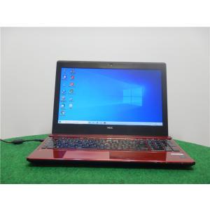 カメラ内蔵/中古/15型/ノートPC/Windows10/1TB/8GB/5世代i5/NEC PC-GN224CCA5 新品無線マウス Microsoft Office2019|senrakuen