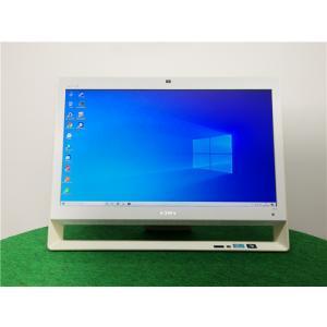 カメラ内蔵/中古/WIN10/新品無線KB&マウス/新品SSD256/8GB/21型/2世代i5/SONY VPCJ248FJ 一体型  Microsoft Office2019|senrakuen