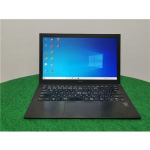 カメラ内蔵/中古/13型/ノートPC/Win10/爆速新品SSD256GB/4GB/4世代i3/リカバリー領域/SONY VJP131 Microsoft Office2019|senrakuen