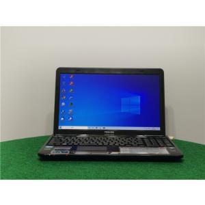 中古/15型/ノートPC/Windows10/WPSOffice/爆速新品SSD256/8GB/2世代i3/TOSHIBA T351/35EB    新品無線マウス Microsoft Office2019 senrakuen