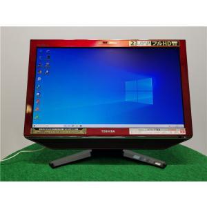 カメラ内蔵/中古/WIN10/新品無線KB&マウス/爆速新品SSD512GB/8GB/フルHD23型/2世代i7/TOSHIBA D731/T7ER一体型   リカバリー領域    Microsoft Office2019 |senrakuen