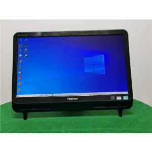 カメラ内蔵/中古/WIN10/新品無線KB&マウス/爆速新品SSD512/8GB/フルHD21型/3世代i7/TOSHIBA D712/V7HG一体型 動作良品    Microsoft Office2019 senrakuen