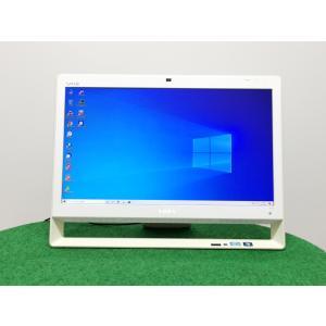カメラ内蔵/中古/WIN10/WSPOffice/新品無線キーボード&マウス/爆速新品SSD256/8GB/21型/2世代i5/SONY VPCJ218FJ 一体型   Microsoft Office2019|senrakuen