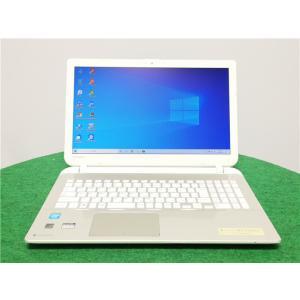 カメラ内蔵/中古/15型/ノートPC/Win10/新品SSD256GB/8GB/Celeron2955U/TOSHIBA T45/33MGY  リカバリー領域 新品無線マウス Microsoft Office2019 senrakuen