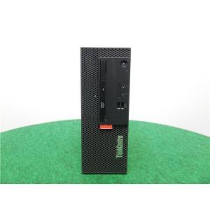 中古/Lenovo M710E/デスクトップ/Win10/新品SSD256GB/8GB/7世代i3/新品無線KB&マウス  Microsoft Office2019|senrakuen
