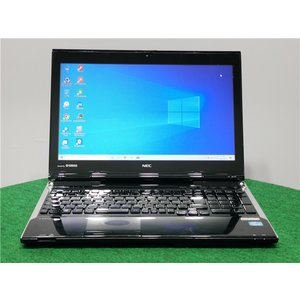 カメラ内蔵/中古/15型/ノートPC/Windows10/爆速新品SSD512/8GB/3世代i7/リカバリー領域/NEC LL750/L 新品無線マウス Microsoft Office2019|senrakuen
