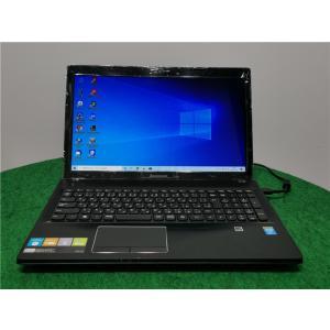 カメラ内蔵/中古/15型/ノートPC/Windows10/爆速新品SSD256GB/8GB/4世代i3/Lenovo G510 新品無線マウス リカバリー領域   Microsoft Office2019|senrakuen