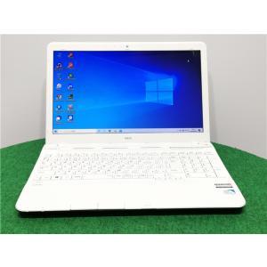 カメラ内蔵/中古/15型/ノートPC/Win10/爆速新品SSD512GB/8GB/3世代i7/リカバリー領域/NEC LS150/L 新品無線マウス Microsoft Office2019|senrakuen