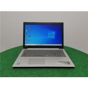 カメラ内蔵/中古/15型/ノートPC/Win10/新品SSD256GB/4GB/CelN3350/Lenovo320-15IAP リカバリー領域 新品無線マウス   Microsoft Office2019|senrakuen