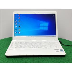 カメラ内蔵/中古/15型/ノートPC/Windows10/大容量爆速新品SSD512/8GB/2世代i7/リカバリー領域/NEC LS150/H 新品無線マウス   Microsoft Office2019|senrakuen