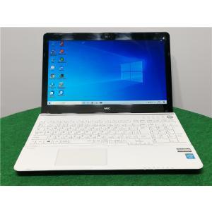 カメラ内蔵/中古/15型/ノートPC/Windows10/新品SSD512/8GB/2世代i7/NEC LS150/R  新品無線マウス リカバリー領域  Microsoft Office2019|senrakuen