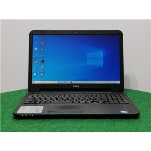 カメラ内蔵/中古/15型/ノートPC/Windows10/640GB/4GB/CEL 1017U/リカバリー領域/DELL 3521  Microsoft office2.19|senrakuen