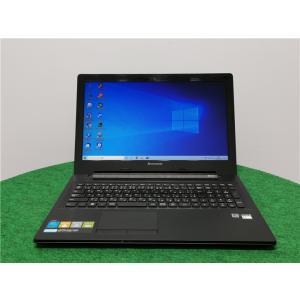 カメラ内蔵/中古/15型/ノートPC/Win10/1000GB/4GB/AMD E1-6010/リカバリー領域/Lenovo G50-45  Microsoft Office2019|senrakuen
