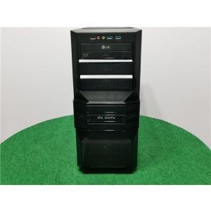 中古/INWIN/ゲーミングデスクトップPC/Win10/新品爆速SSD256GB+1TB/16GB/GTX660/3世代i7/新品無線KB&マウス リカバリー領域 Microsoft  office2019|senrakuen