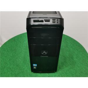 中古/GateWay DX4850/ゲーミングデスクトップ/Win10/爆速SSD256GB+1TB/16GB/GTX650/2世代i7/新品無線KB&マウス Microsoft Office2019|senrakuen