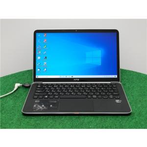カメラ内蔵/中古/13型/ノートPC/Win10/爆速新品SSD256/4GB/3世代i5/DELL XPSL322X リカバリー領域   Microsoft office2019|senrakuen