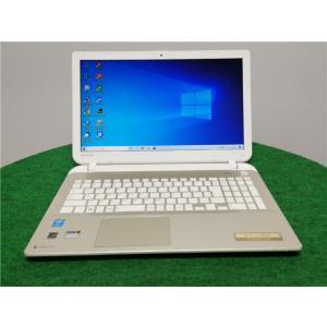カメラ内蔵/中古/15型/ノートPC/Windows10/新品SSD256/8GB/4世代i3/TOSHIBA T55/NG リカバリー領域    新品無線マウス  Microsoft Office2019|senrakuen