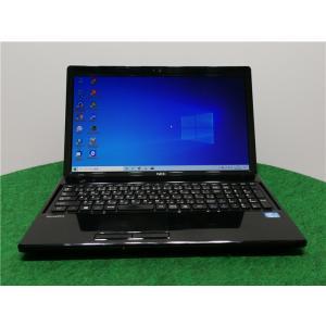 カメラ内蔵/中古/15型/ノートPC/Win10/新品SSD512G/4GB/2世代i3/NEC JVF-F リカバリー領域 新品無線マウス    Microsoft Office2019 senrakuen