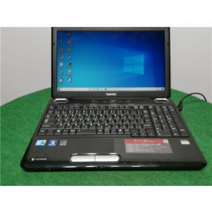 中古/15型/ノートPC/Windows10/1000GB/4GB/i3-M330/リカバリー領域/TOSHIBA EX/55LBL    Microsoft Office2019 senrakuen